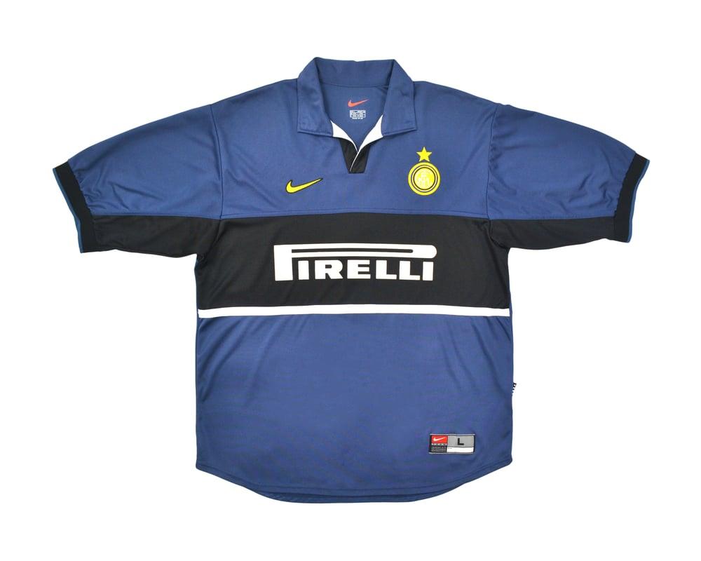 Image of 1998-99 Nike Inter Milan Third Shirt L