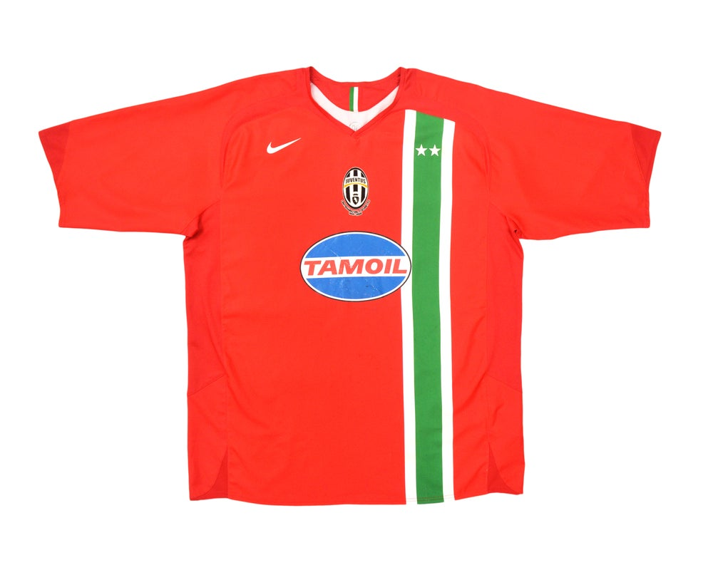 Image of 2005-06 Nike Juventus Away Shirt XL