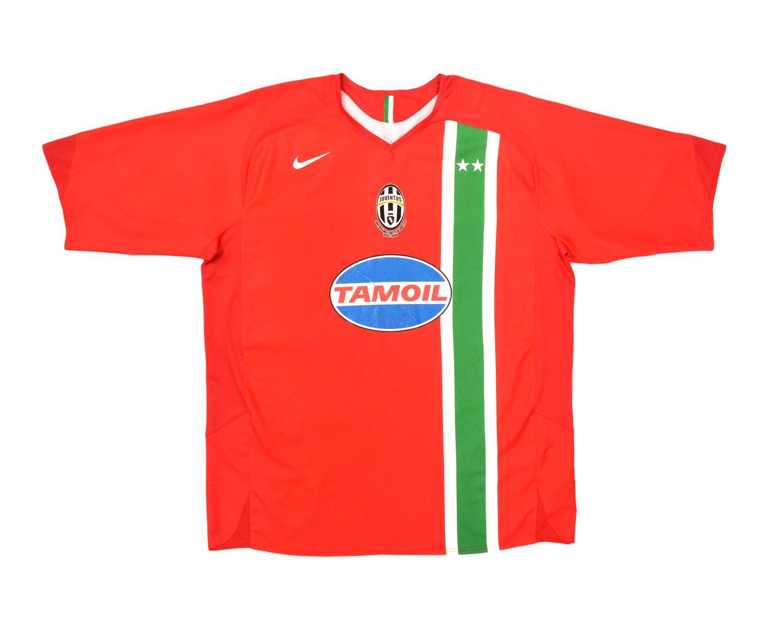 Image of 2005-06 Nike Juventus Away Shirt XL