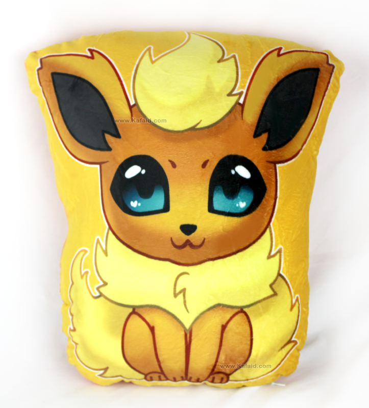 Flareon Pillow Plush