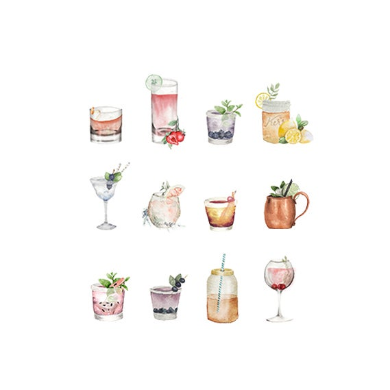 "Image of ""Drinks"" by Annie Brooks"