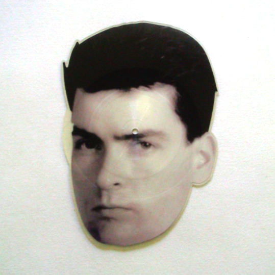 Image of Genevan Heathen - Charlie Sheen EP - Shaped picture disc vinyl
