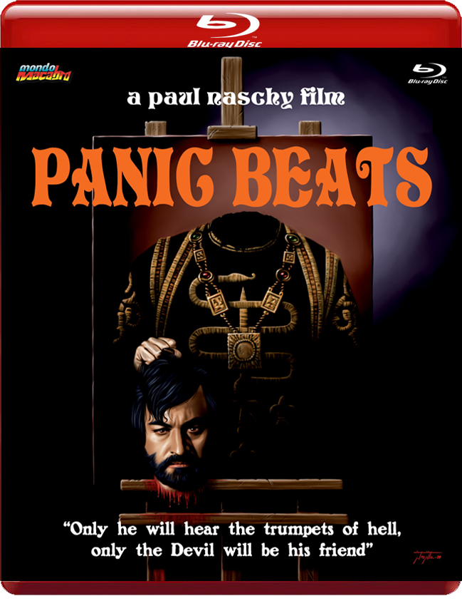 Image of PANIC BEATS - Limited Red Case Edition