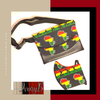 Fanny Pack and Matching Mask Designs By IvoryB