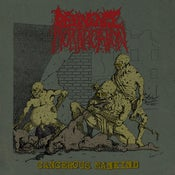 "Image of Desinence Mortification ‎– Cancerous Mankind 12"" (Sumoggu)"