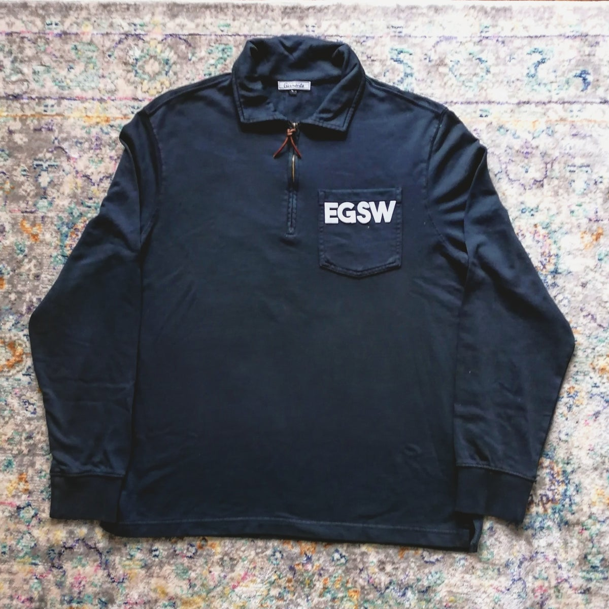 Image of EGSW ZIP SWEATERS