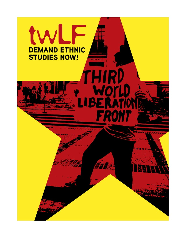 Image of twLF Demand Ethnic Studies Now (2010)