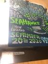 Seahawks Gameday (foil)