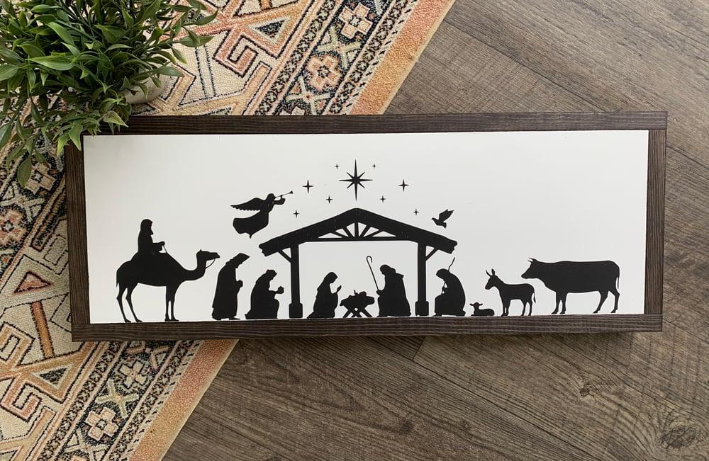 Image of Nativity Scene