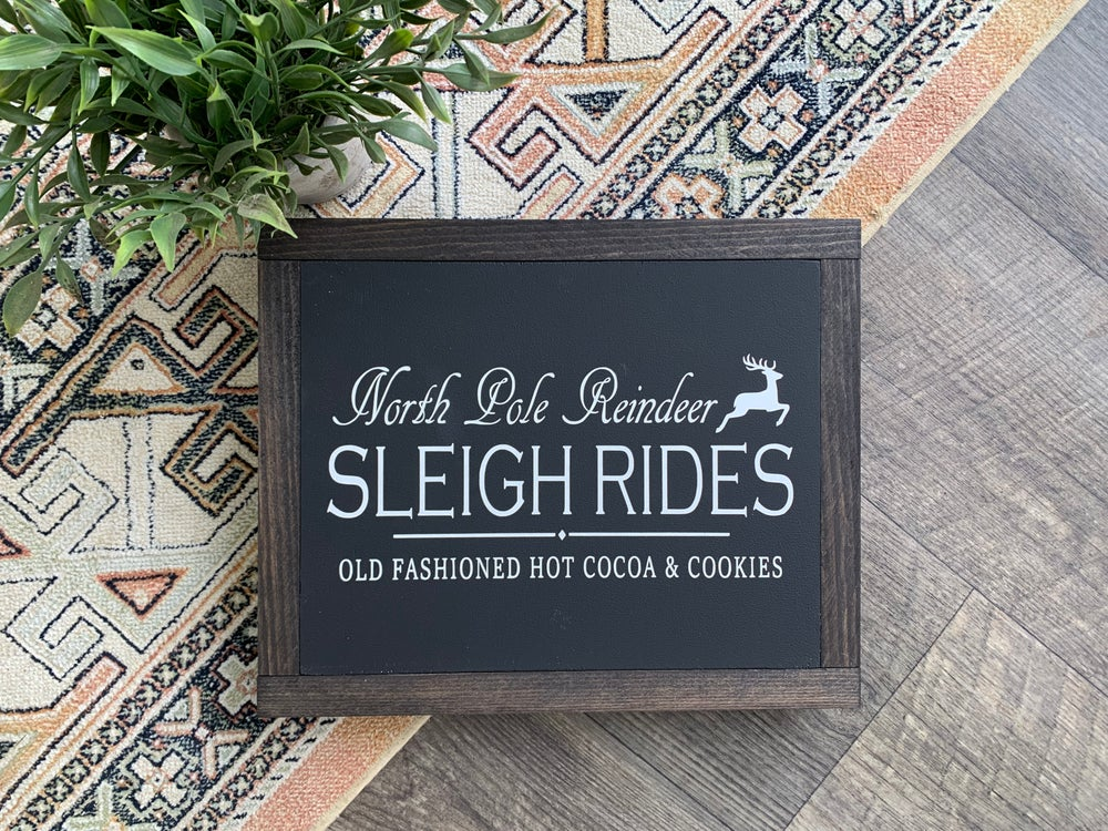 Image of North Pole Sleigh Rides