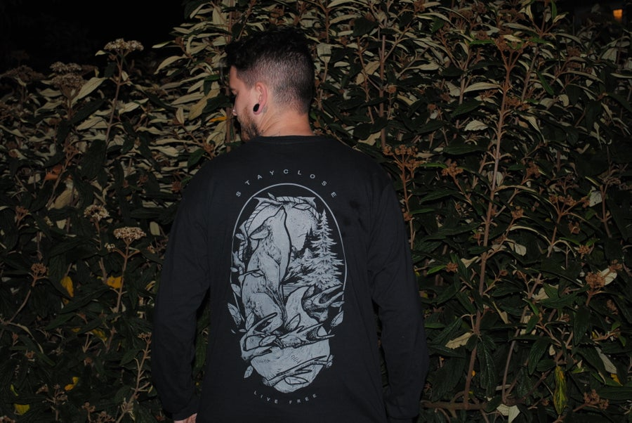 Image of Long sleeve live free