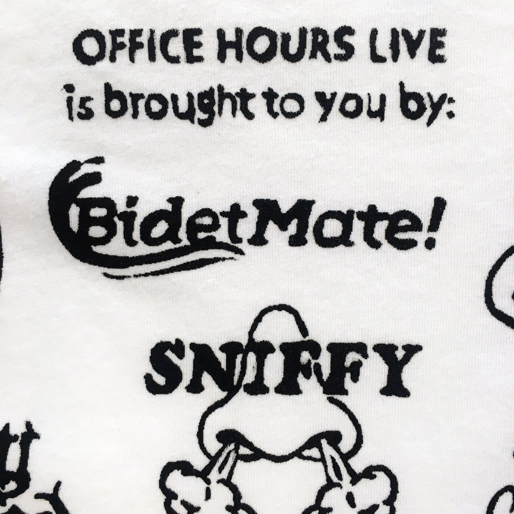 Office Hours Live Sponsors T-shirt