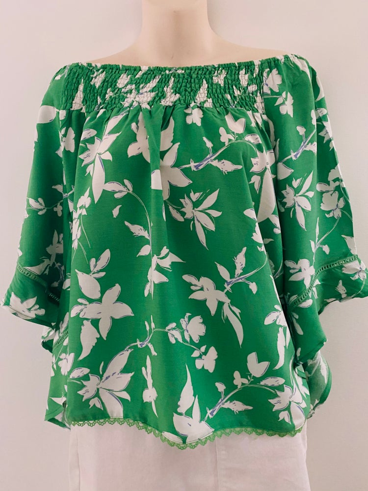 Image of Fiona Top - Green