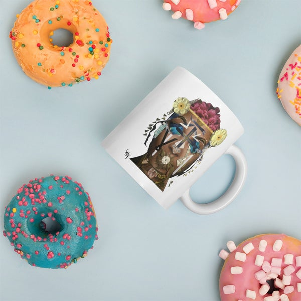 Image of Scat Art Collection Mug