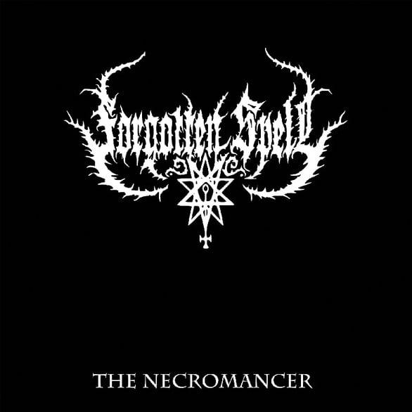 "Forgotten Spell - The Necromancer 12"" LP"