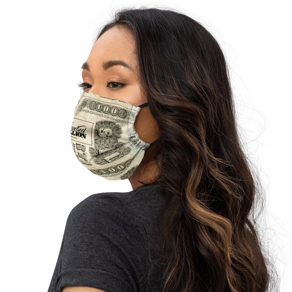 Image of Hundred Million Money Talks Mask