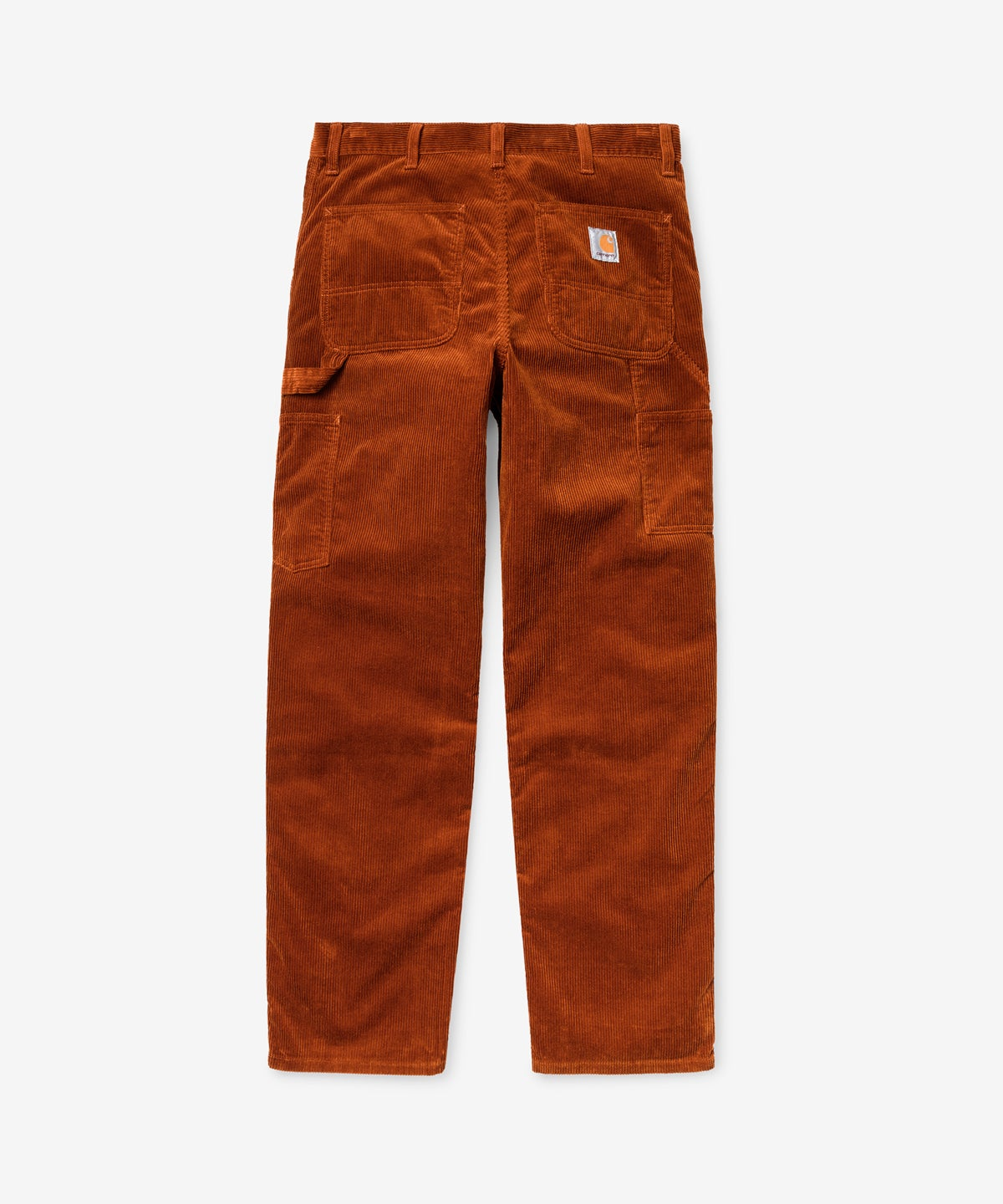 Image of CARHARTT WIP_SINGLE KNEE PANT (CORDUROY) :::BRANDY:::