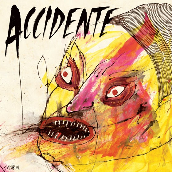 "Image of PRE-ORDER NOW! LADV153 - ACCIDENTE ""Caníbal"" LP"