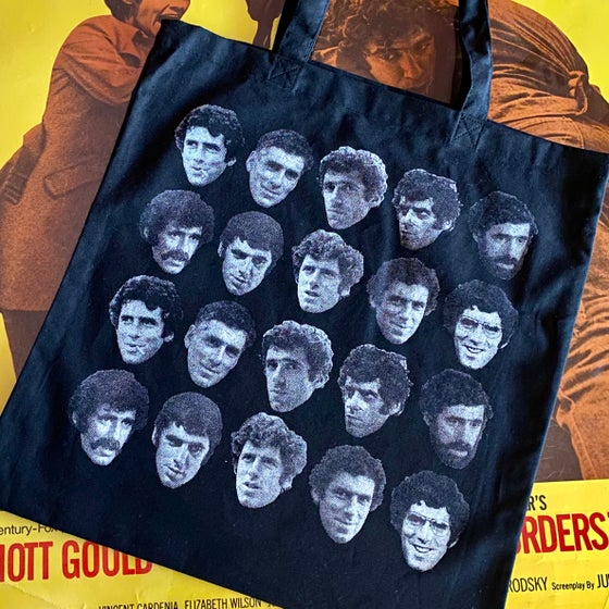 Image of Elliott Gould tote bag