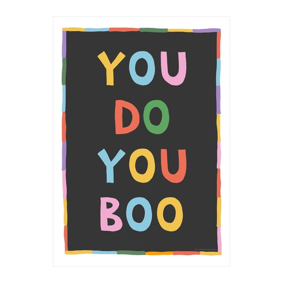 Image of You Do You Boo