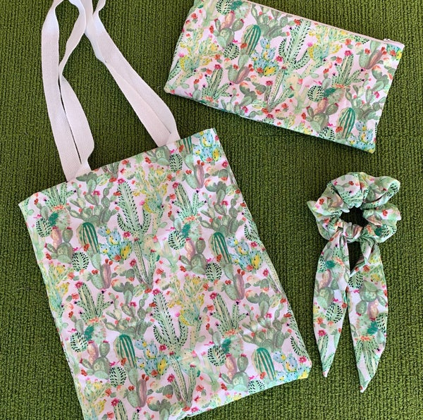 Image of Scrunchies, Pencil Case & Tote Bag Workshop- Full Day - Friday 9th April
