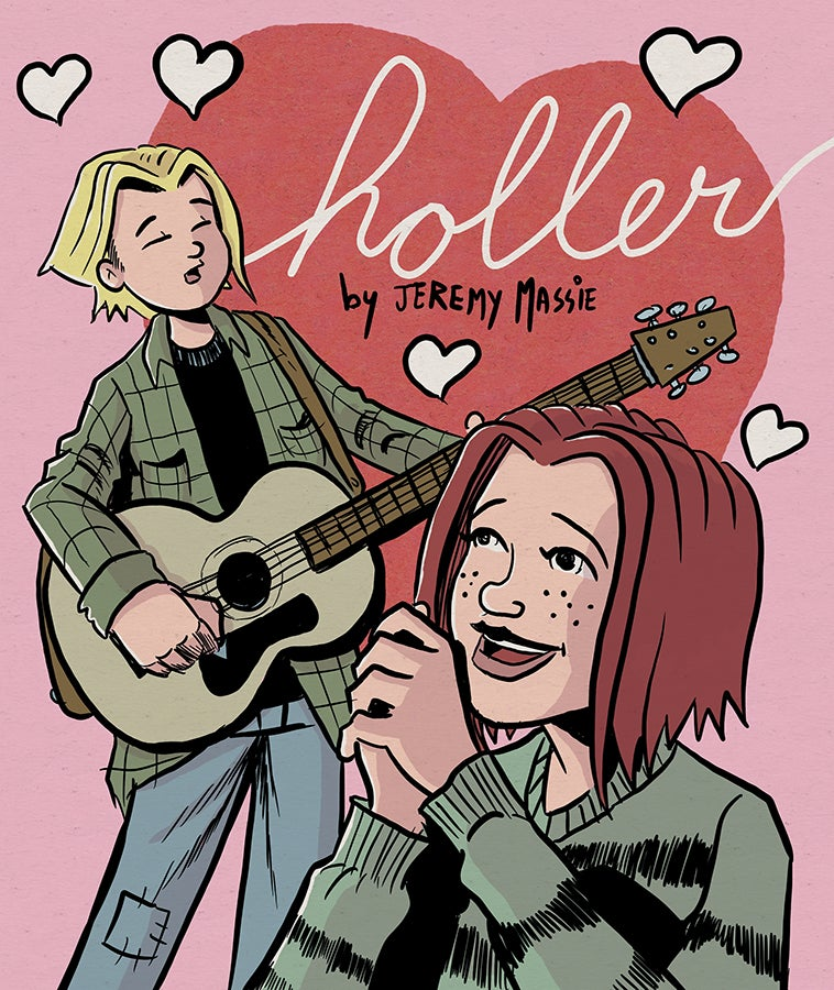 Image of HOLLER #2 (Cover B)