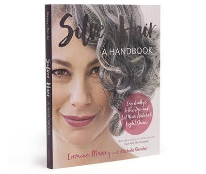 Image of 'Silver Hair: A Handbook' by Lorraine Massey & Michele Bender