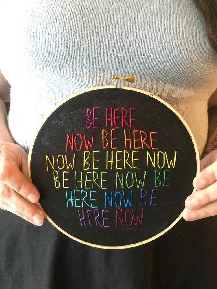 Image of Be Here Now