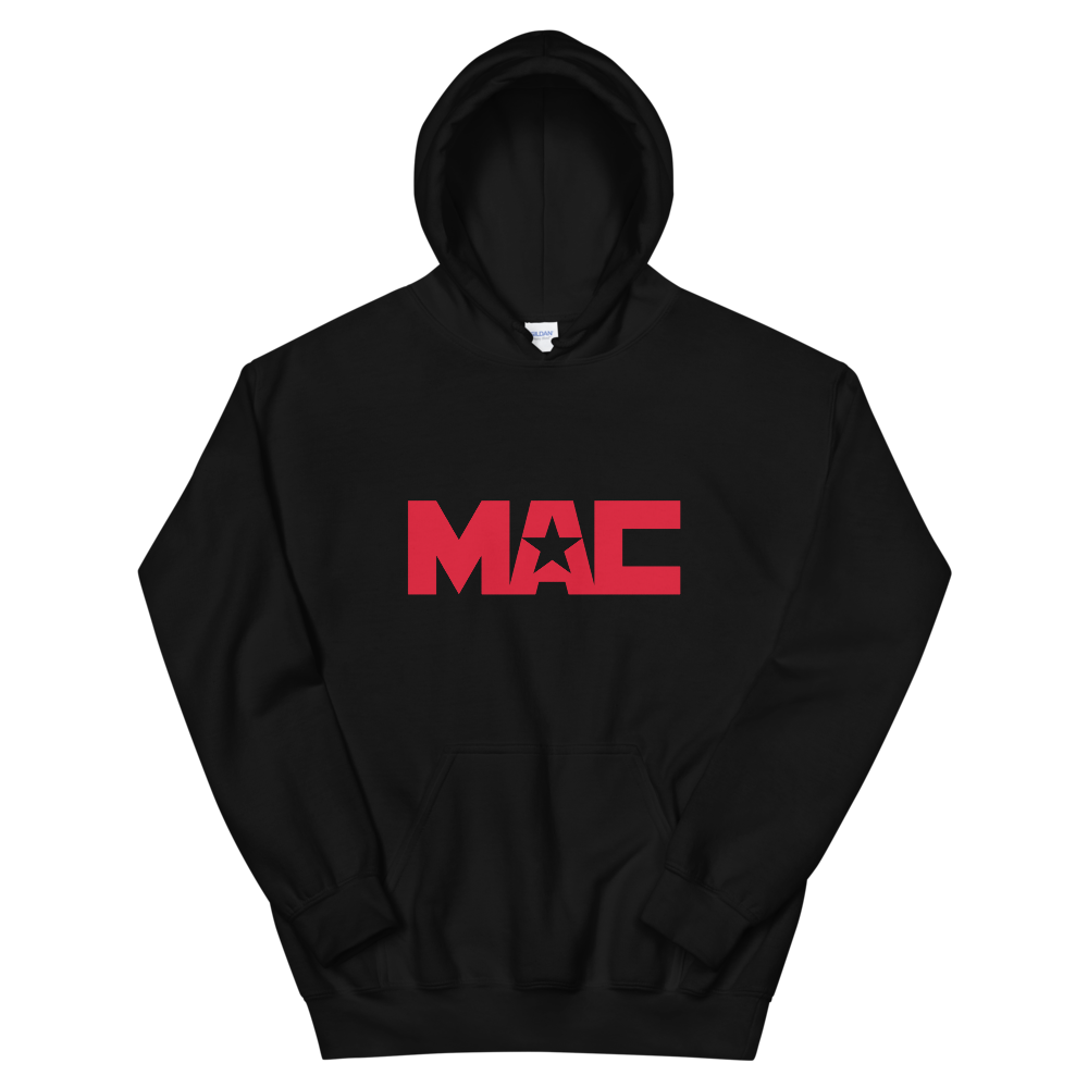 Image of Miss Alley Cat MAC Logo Hoodie