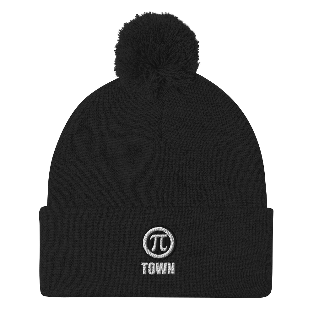 Image of Pi Town Alternate Logo Beanie