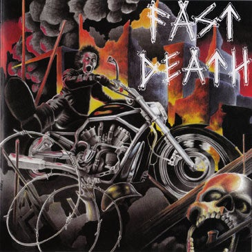 FAST DEATH-S/T 7""