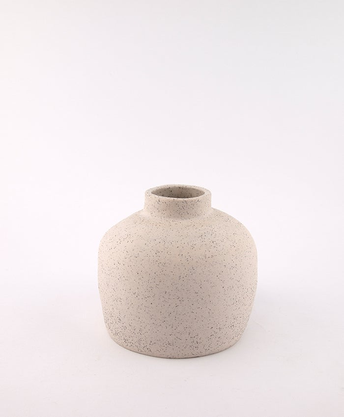 Speckled Pot no 2