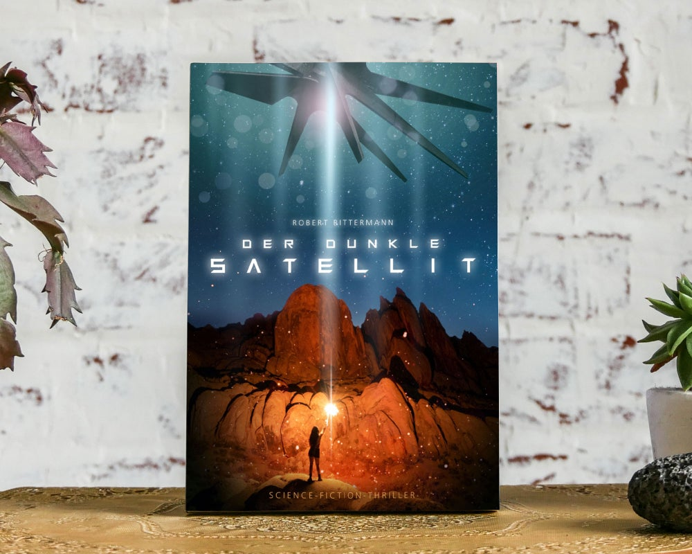 Image of Der dunkle Satellit / Taschenbuch