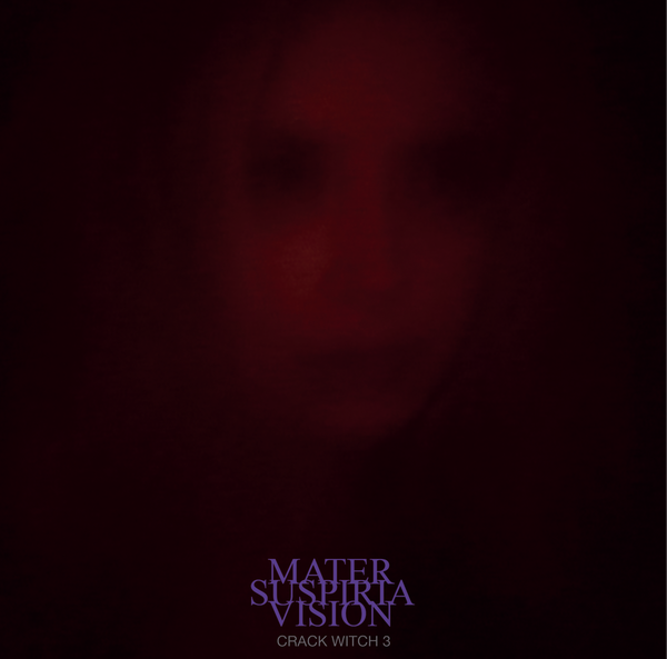 Image of MATER SUSPIRIA VISION - CRACK WITCH 3 CDR + DIGITAL