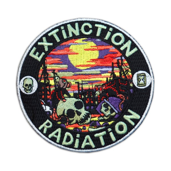Image of EXTINCTION RADIATION - EMDT