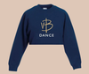NEW IN! Navy Crop Sweater