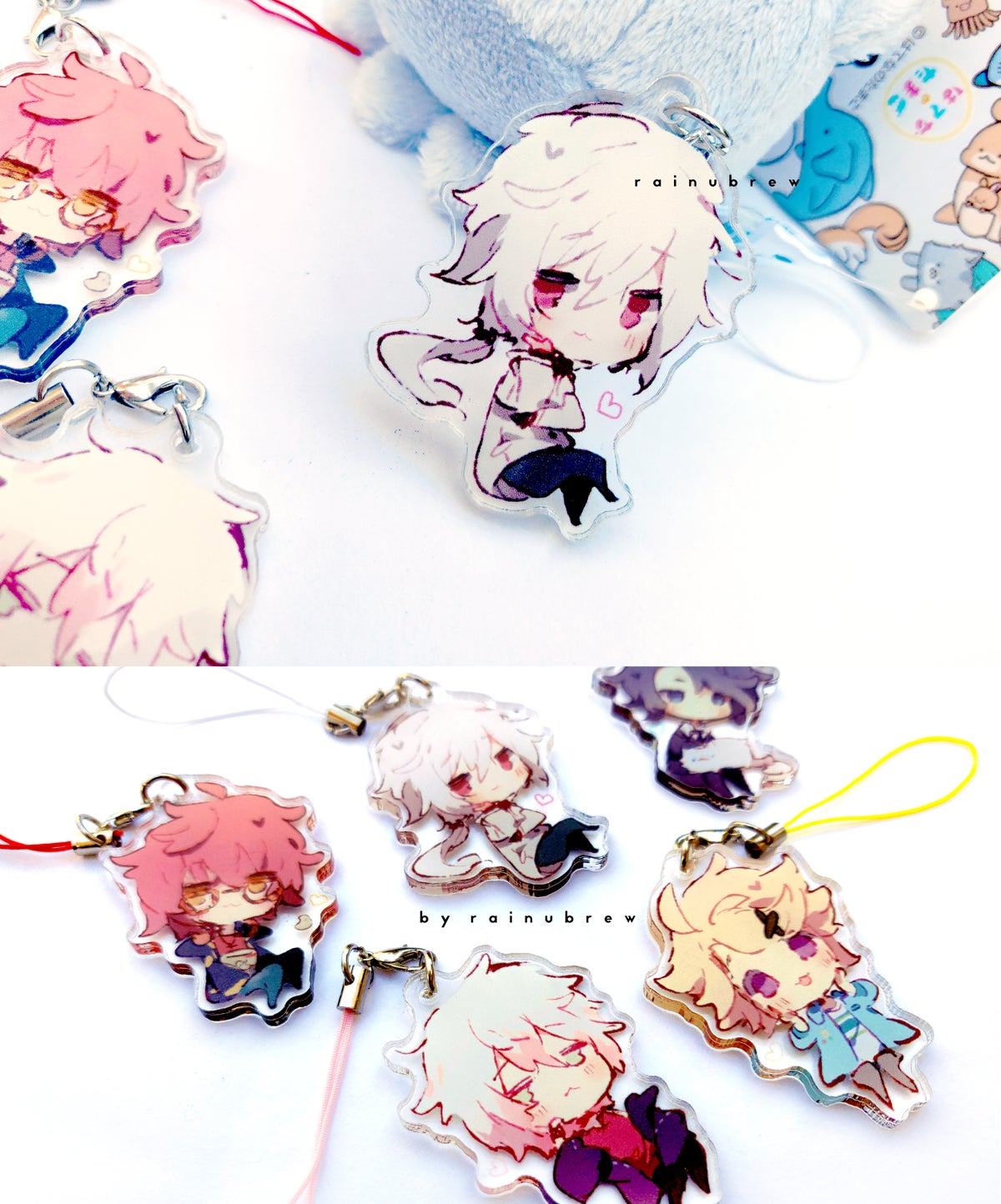 Image of Mystic Messenger Charms