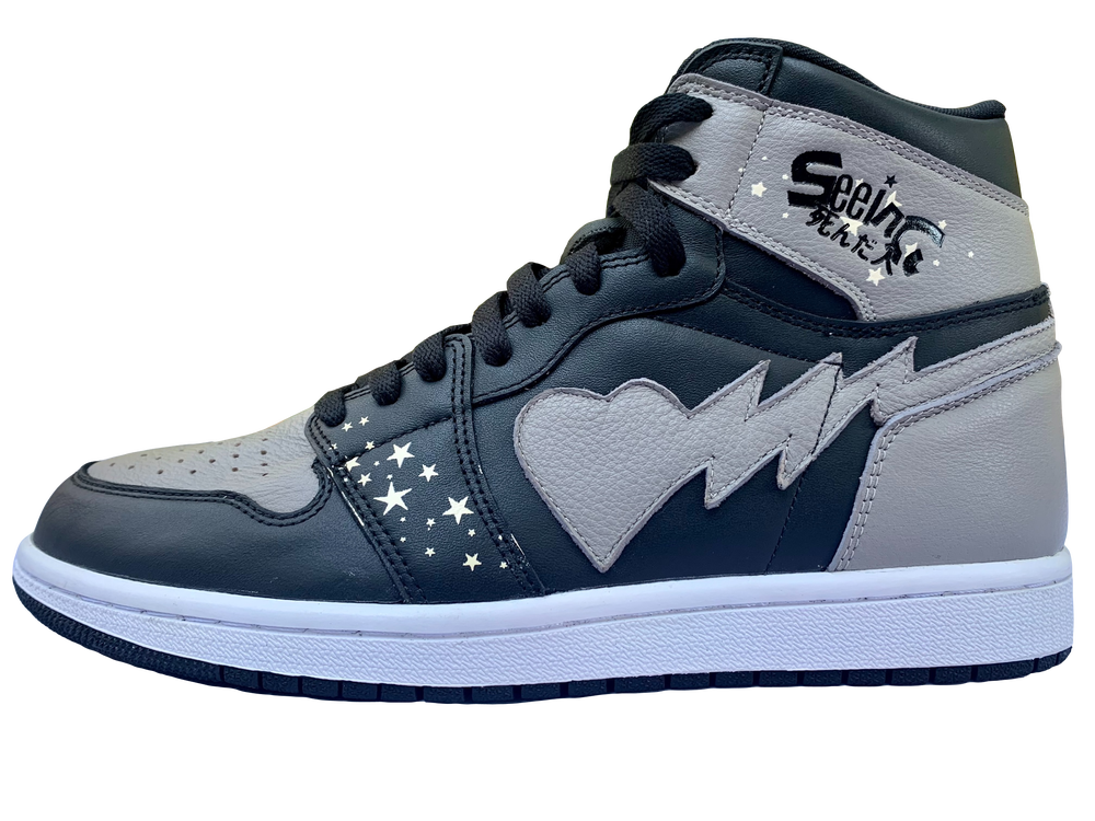 Image of SHADOW GREY DEADSTARS HI