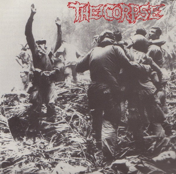 """THE CORPSE-S/T 7"""""""