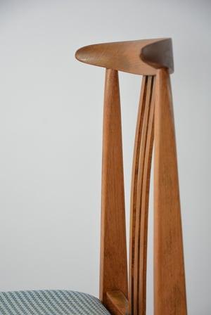 Image of Chaises pieds de poule