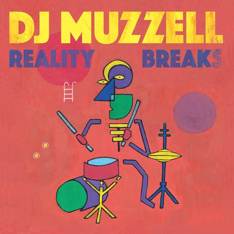 """Image of 12"""" Vinyl - DJ Muzzell - Reality Breaks (TTW021)"""