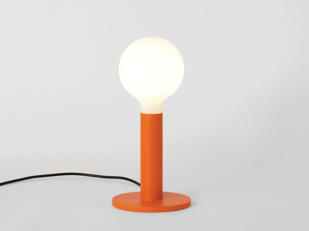 Image of Tischleuchte orange