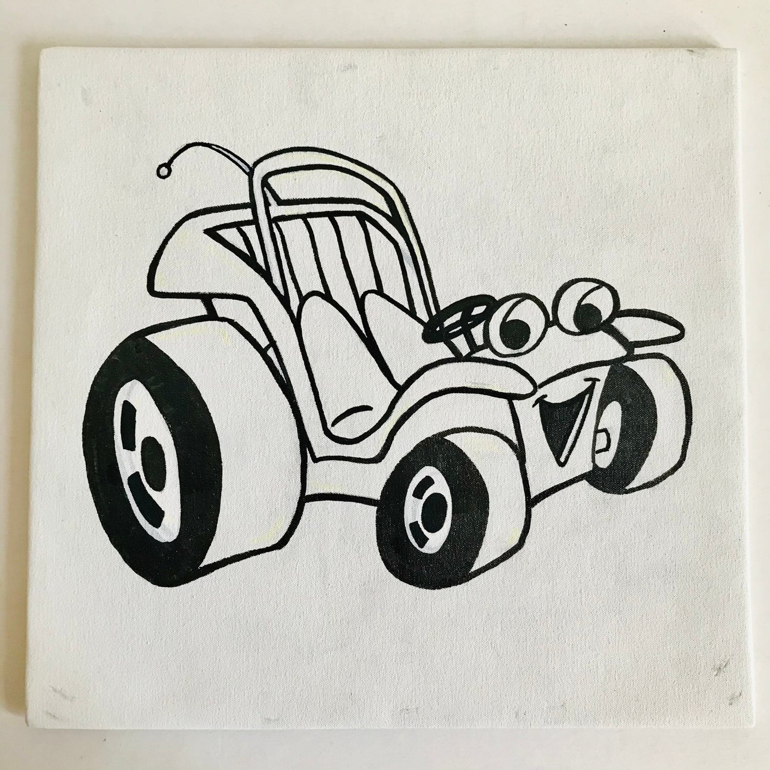 Image of Speed Buggy