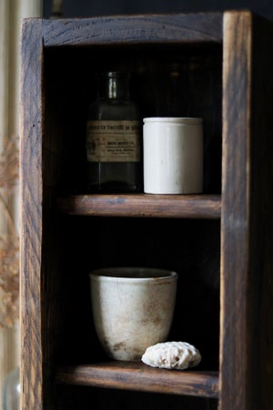 Image of Wooden Rustic Cubby/Box