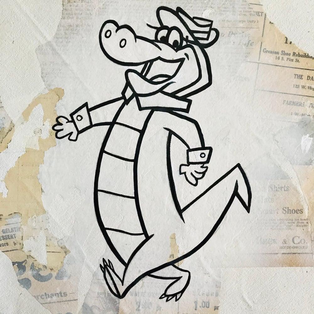Image of Wally Gator
