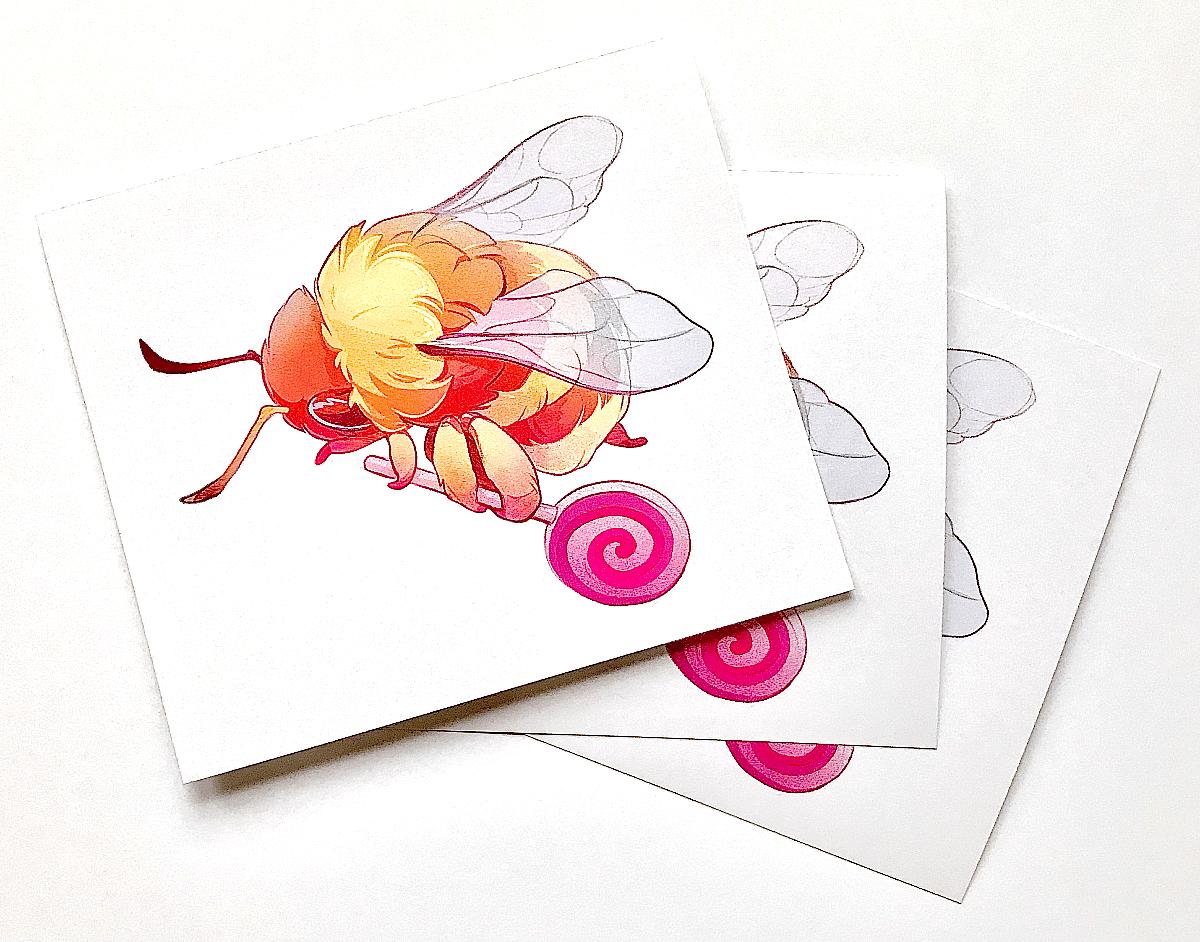 Mini prints 3