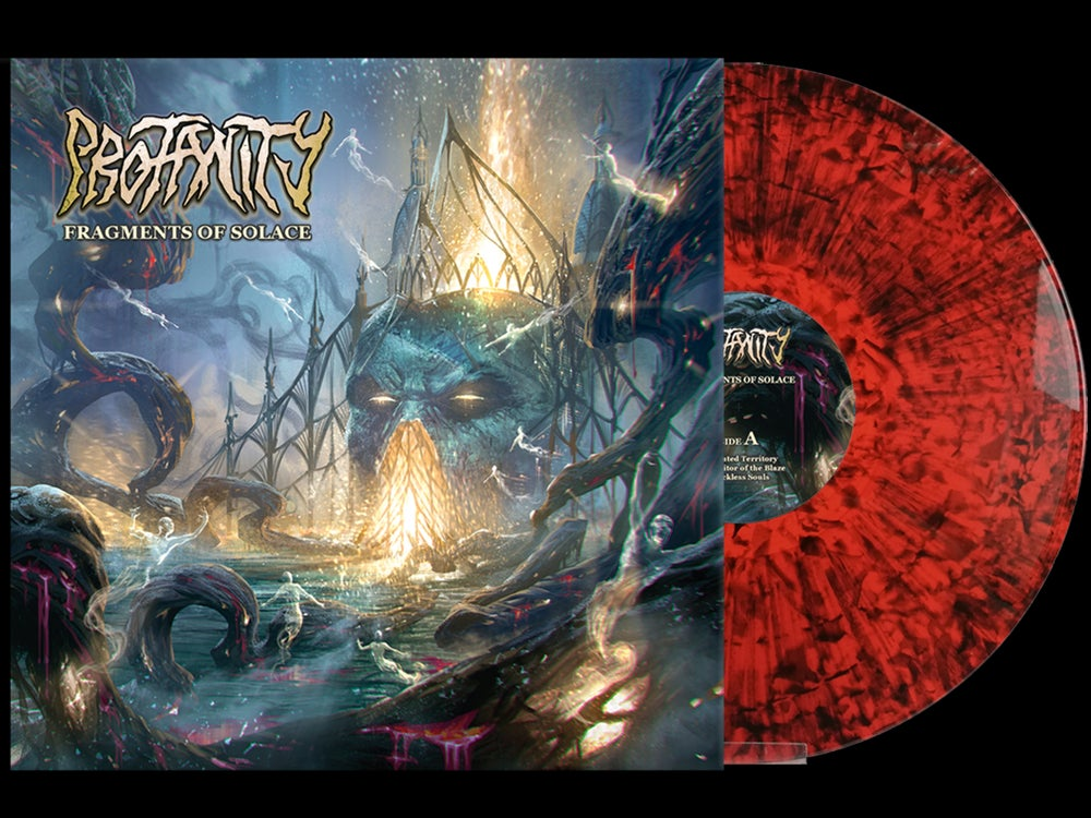 "Image of PROFANITY - Fragments of Solace [12"" Vinyl]"