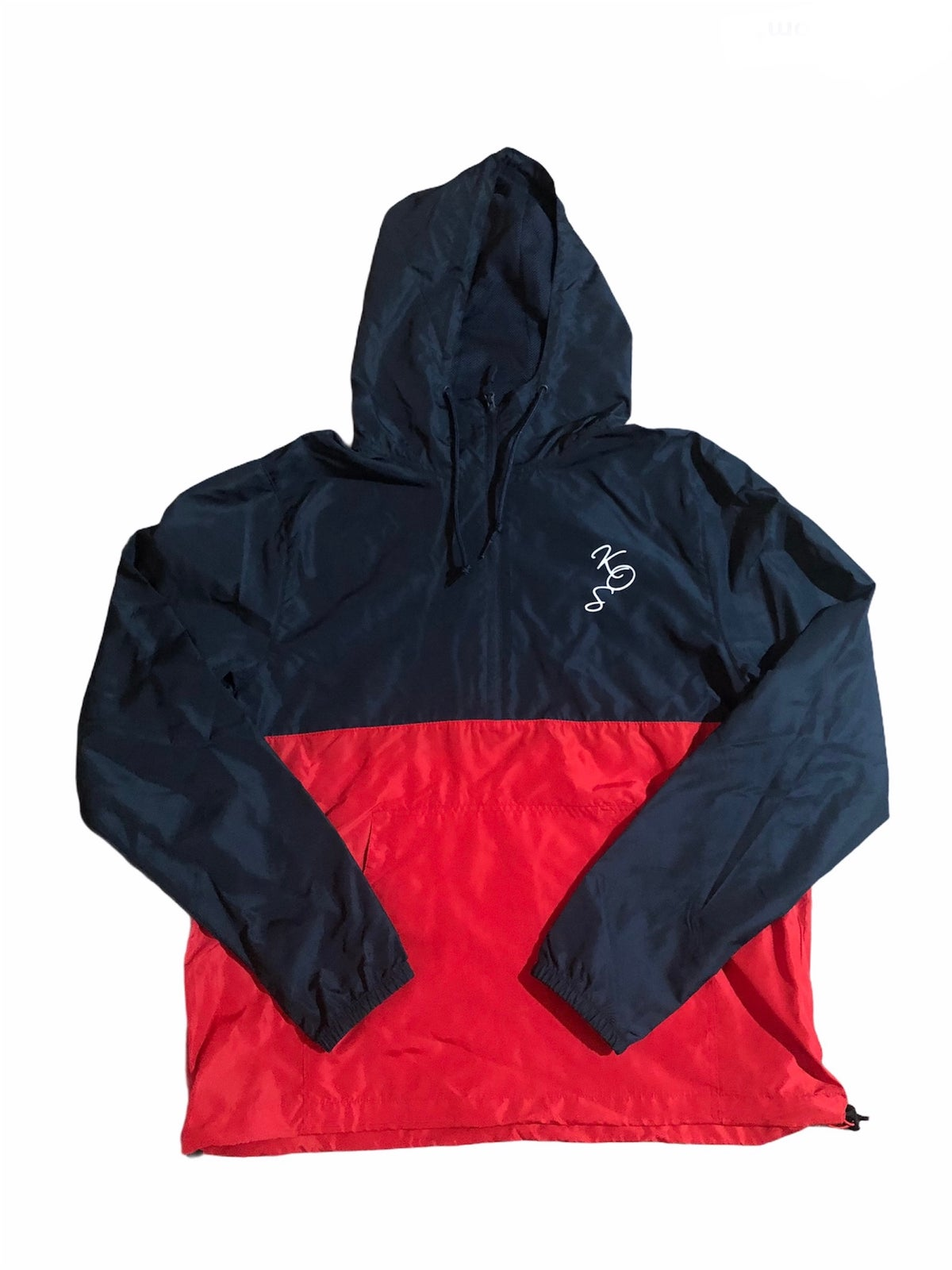 Image of The Knowledge Half Zip Windbreaker