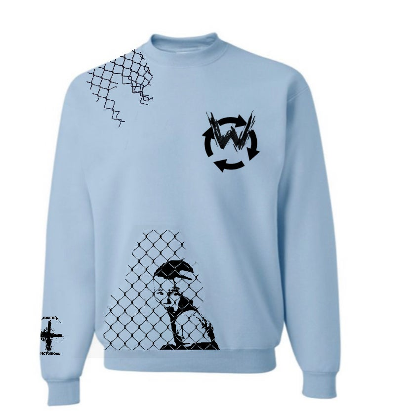 Image of Protect the youth Crewneck sweater
