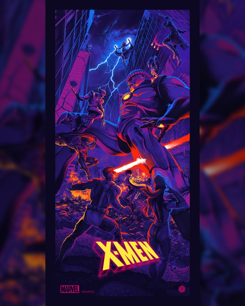 Image of X-Men: The Animated Series